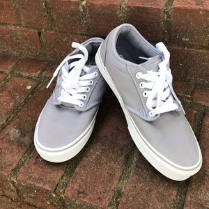 Vans | Grey and White